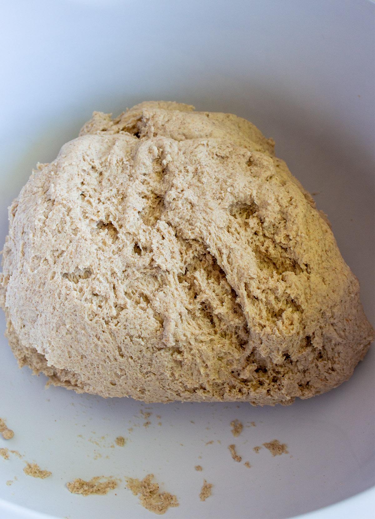 glutenfreier Brotteig