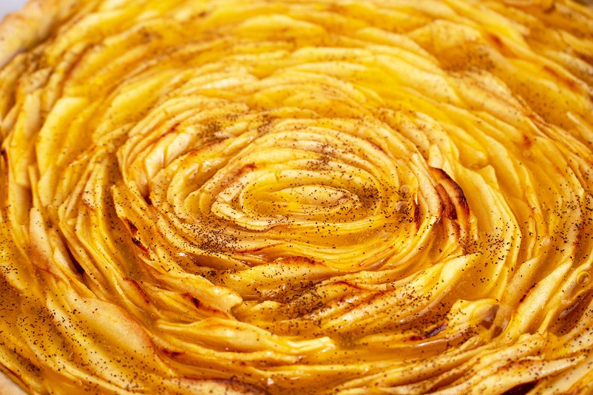 apfeltarte, Apfelkuchen, .glutenfreie Apfeltarte